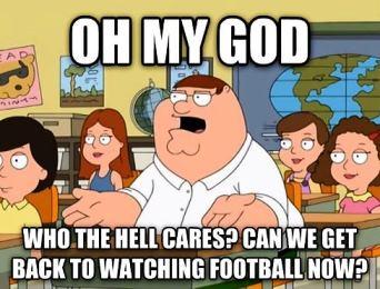 NFL Season Opens as WorldBurns